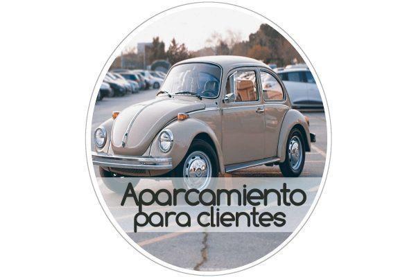 Parking clientes